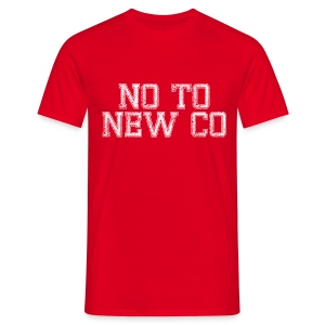 No To New Co - Men's T-Shirt