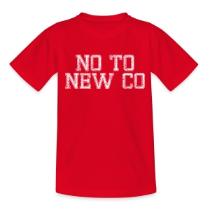 No To New Co - Teenage T-shirt