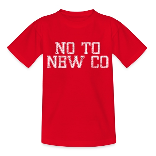 No To New Co - Kids' T-Shirt