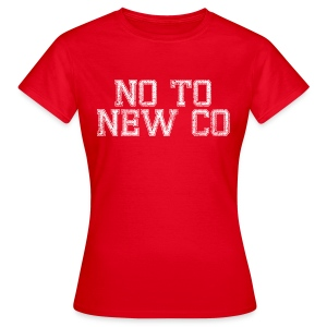 No To New Co - Women's T-Shirt