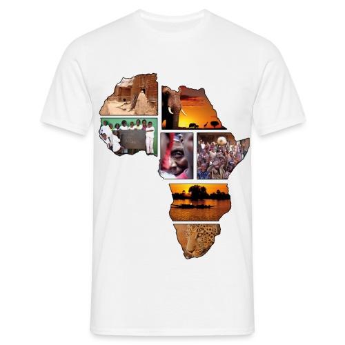 Afrika - Men's T-Shirt