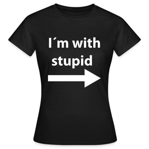 Dame-T-shirt