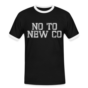 No To New Co - Men's Ringer Shirt