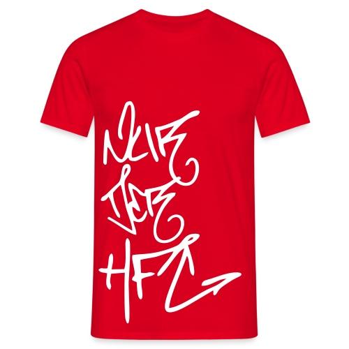 Nur der HFC - Männer T-Shirt