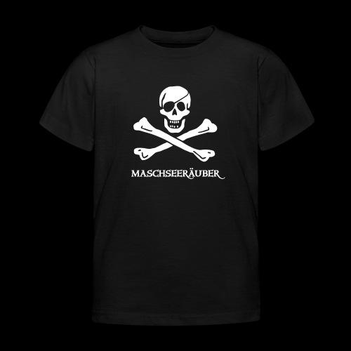 ~ Maschseeräuber ~  - Kinder T-Shirt