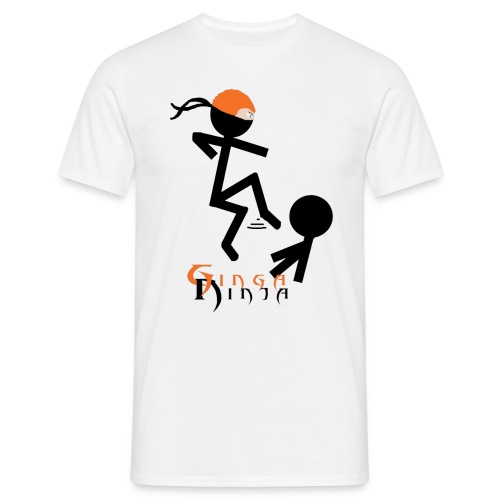 Ginga Ninja  - Men's T-Shirt