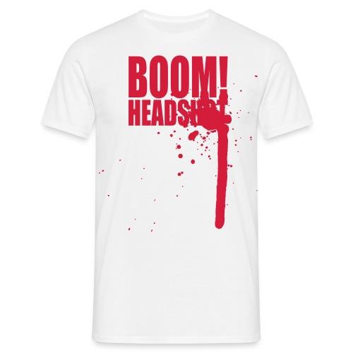 Woopie: BOOM - T-shirt herr