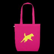 Väskor & ryggsäckar ~ Ekologisk tygväska ~ Tygväska enkelsidigt tryck