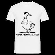 T-Shirts ~ Men's T-Shirt ~ Cosby Duck