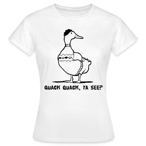 Cosby Duck - Women's T-Shirt