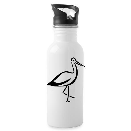 Storch Flasche - Trinkflasche