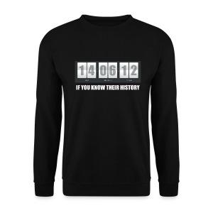 Their History - Men's Sweatshirt