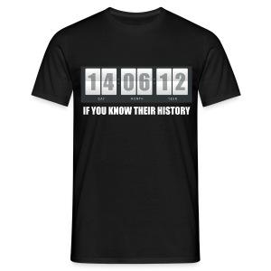 Their History - Men's T-Shirt