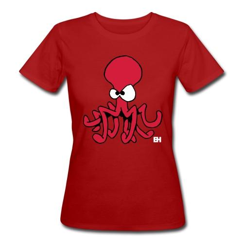 Octopus - Women's Organic T-Shirt