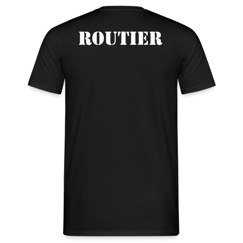 Tshirt Routier - T-shirt Homme