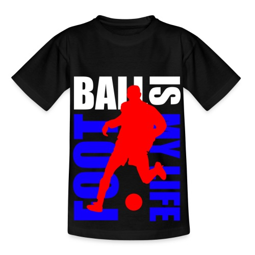 T shirt ado football is my life - T-shirt Ado