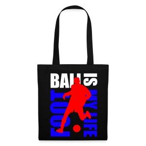 Sac football is my life - Tote Bag