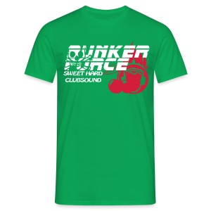 Bunkerforce#sweetcherry - Männer T-Shirt