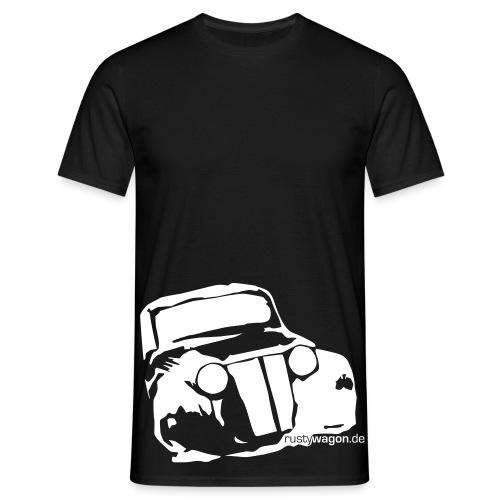 Rusty Wagon Shirt - Männer T-Shirt