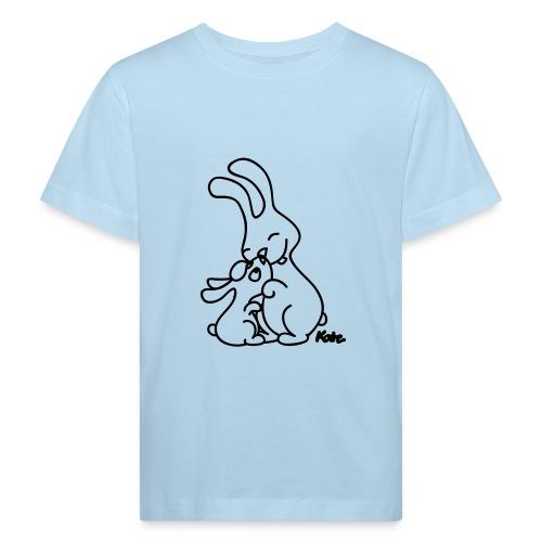 CONEJITOS - Camiseta ecológica niño