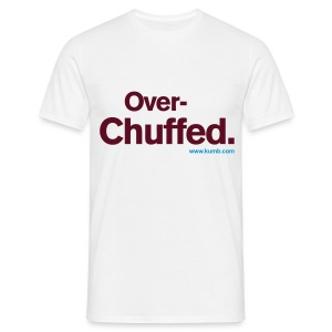 Overchuffed - Men's T-Shirt