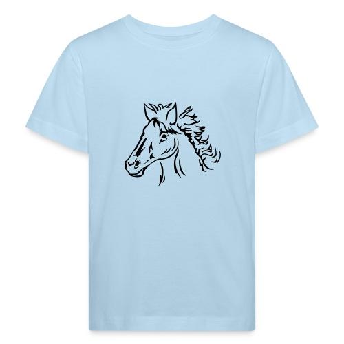 CABALLO - Camiseta ecológica niño