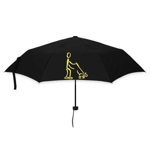 Gassi Schirm - Regenschirm (klein)