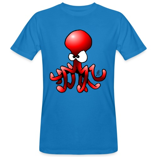 Octopus - Men's Organic T-Shirt
