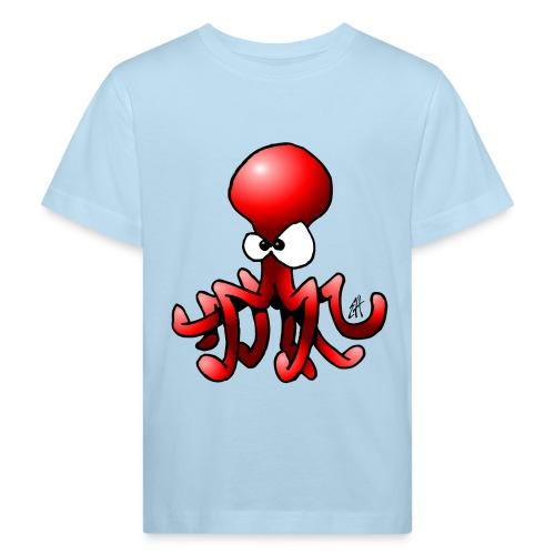 Octopus - Kids' Organic T-Shirt