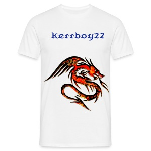 Kerrboy22 dragon/pro gamer t shirt - Men's T-Shirt