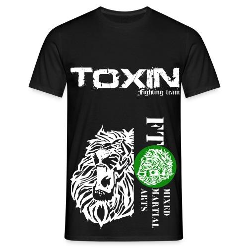 Toxin F.T MMA Shirt - T-shirt Homme