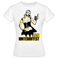 T-Shirts ~ Women's T-Shirt ~ Ladies Oktobefest