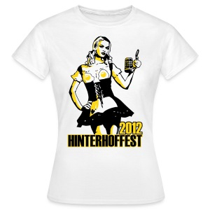Ladies Oktobefest - Women's T-Shirt