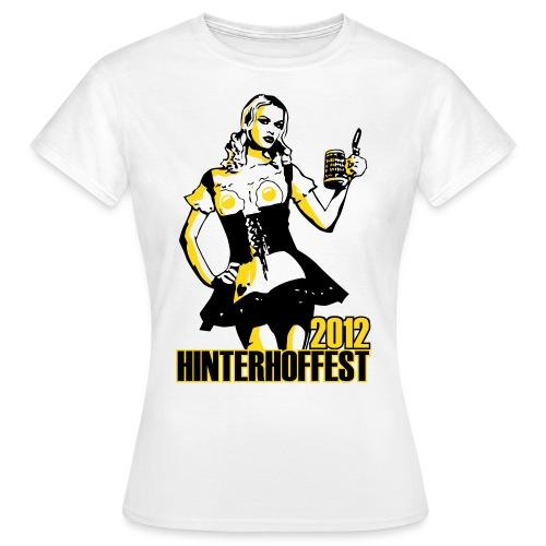 Ladies Oktobefest - Women's T-Shirt