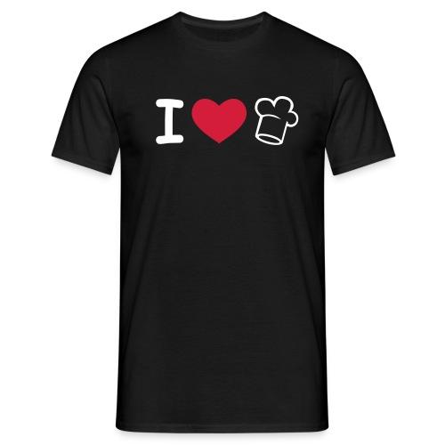 Kochliebhaber - Männer T-Shirt