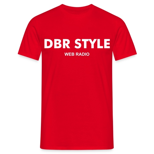 RED DBR STYLE ! - T-shirt Homme