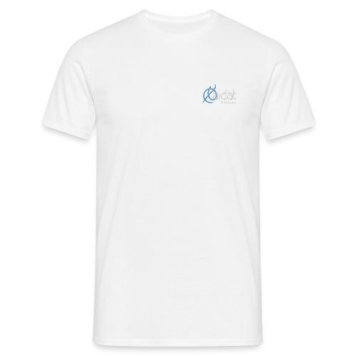 Signature Shirt White - Männer T-Shirt