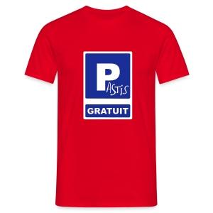Pastis gratuit ! t shirt ricard - T-shirt Homme