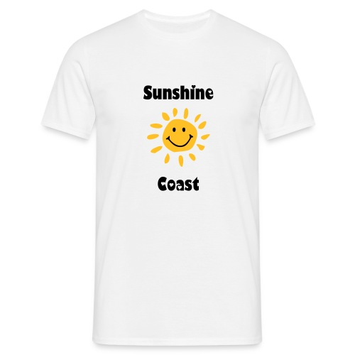 Coast 2 - Men's T-Shirt