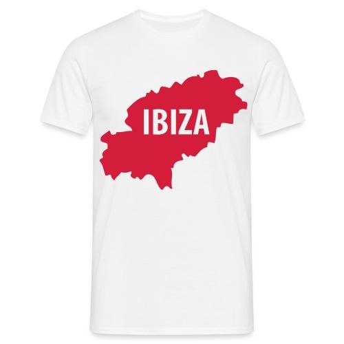 ibiza - Men's T-Shirt