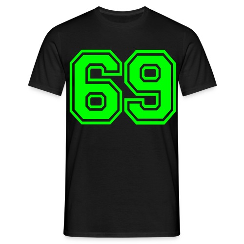69 - Männer T-Shirt