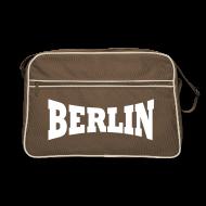 Taschen & Rucksäcke ~ Retro Tasche ~ Berlin Tasche