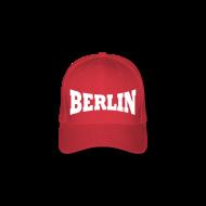 Caps & Mützen ~ Flexfit Baseballkappe ~ Berlin Basecap