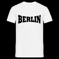 T-Shirts ~ Männer T-Shirt ~ Berlin Kontrast-Shirt Frauen