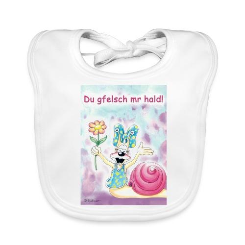 Suki - Du gfelsch mr hald!  © by Tex Pander - Baby Bio-Lätzchen