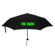 Umbrellas ~ Umbrella (small) ~ Fri Hash Paraplyen
