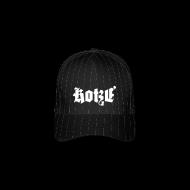 Caps & Mützen ~ Flexfit Baseballkappe ~ Kotzé Baseballcap klassisch weiß