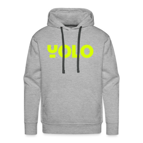 You Only live once - Männer Premium Hoodie