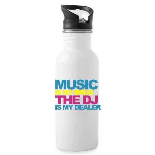 Drinkbeker music - Drinkfles