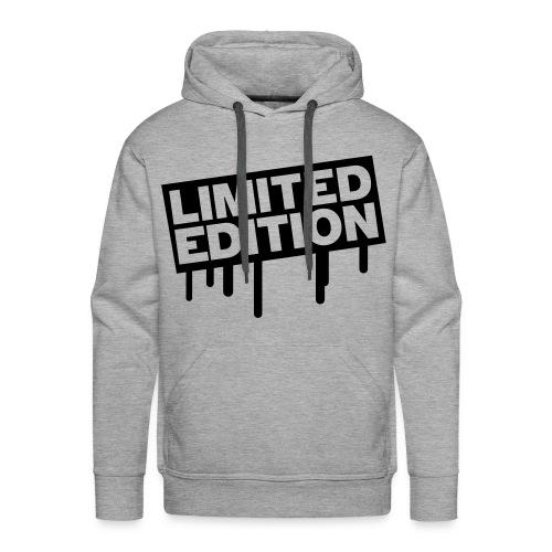 Limited edition - Mannen Premium hoodie
